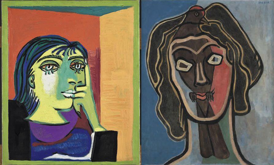 Picasso - Picabia. La pintura en cuestion