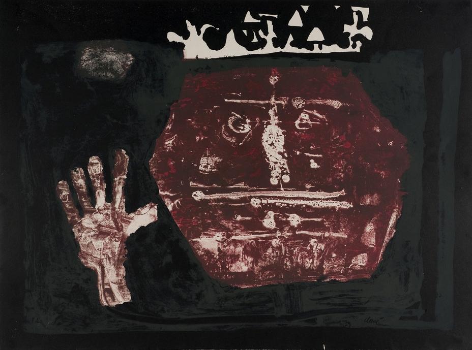 Ref. 1074 La Main du roi