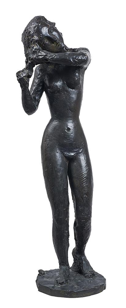 Fenosa - Ref 4315 Femme se coiffant