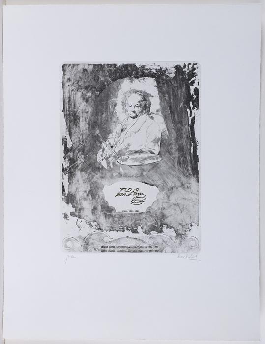 Ref 2748 A Goya