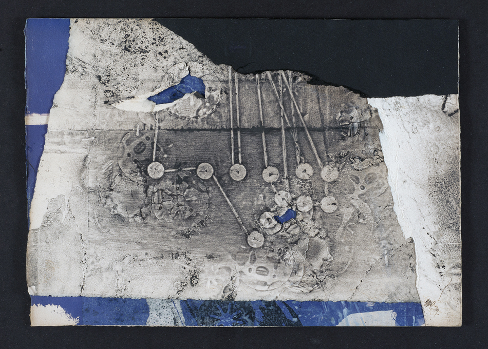Clave - Ref 1788 Blau i negre