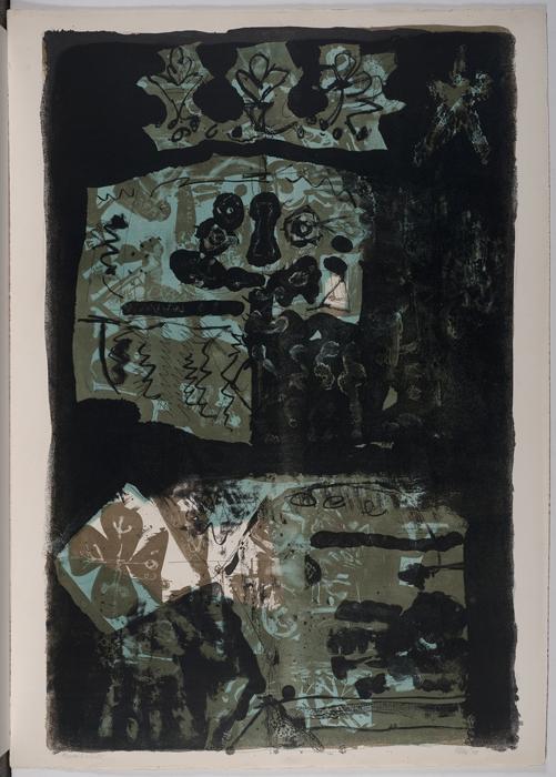 Clave - Ref 1107 Rei verd i negre