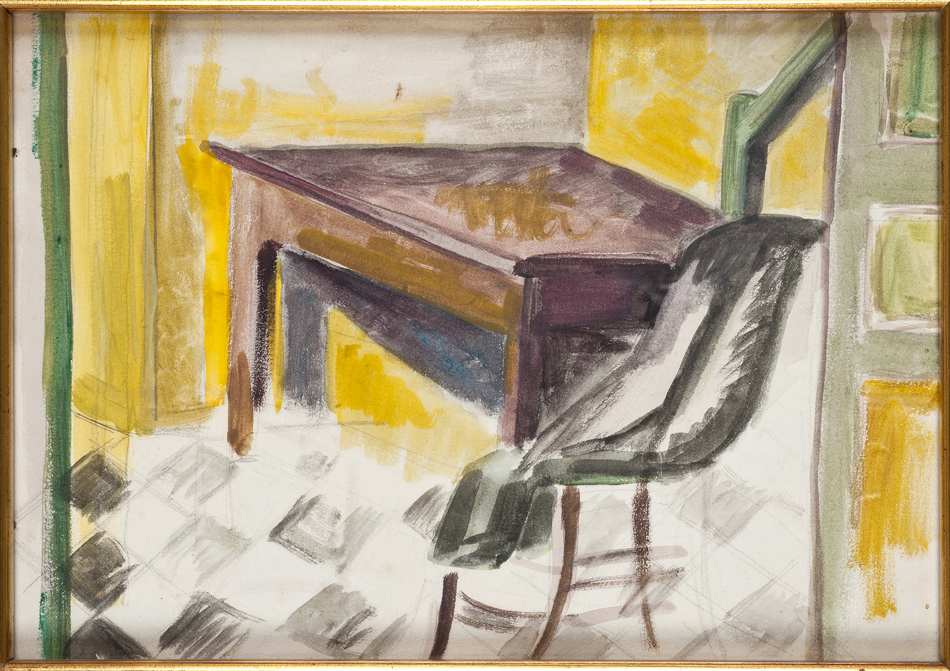 Ref. 4015 Chaise