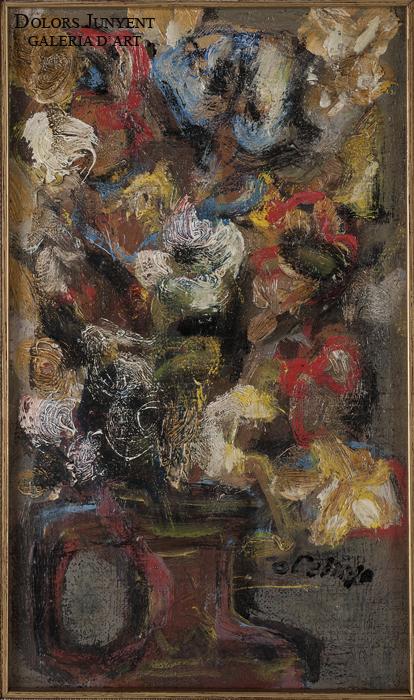 Ref 2650 Jarron con flores