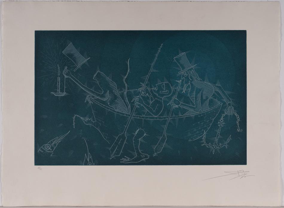 Ref. 1643 Barca Nocturna