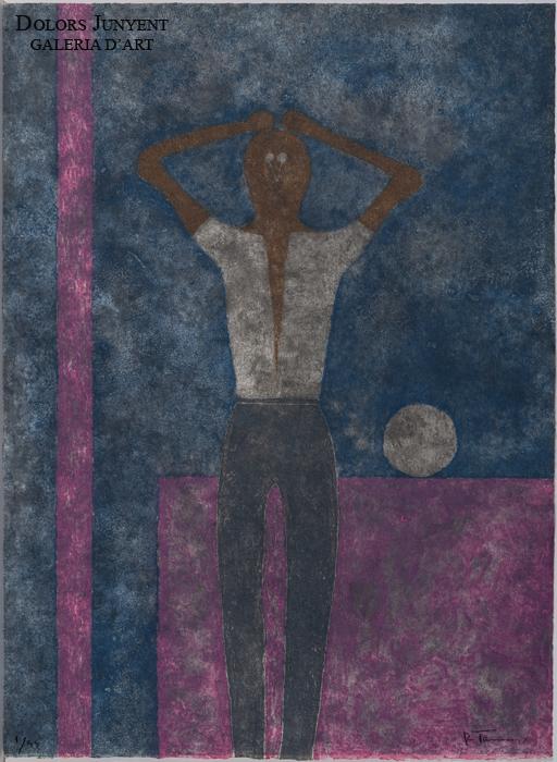 Ref. 815 Hombre con los brazos sobre la cabeza