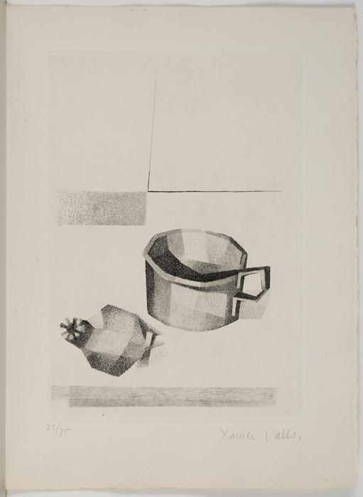 Ref. 2497 La tassa i el cascall